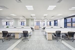 Des bureaux bien propres